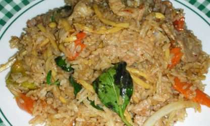 L10 Spicy Fried Rice