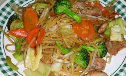 L14 Chow Mein