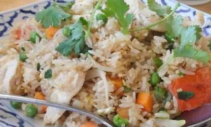 L9 thai fried rice