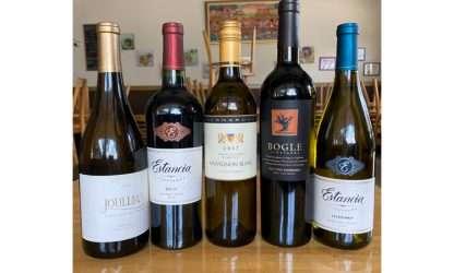 wine by bottle